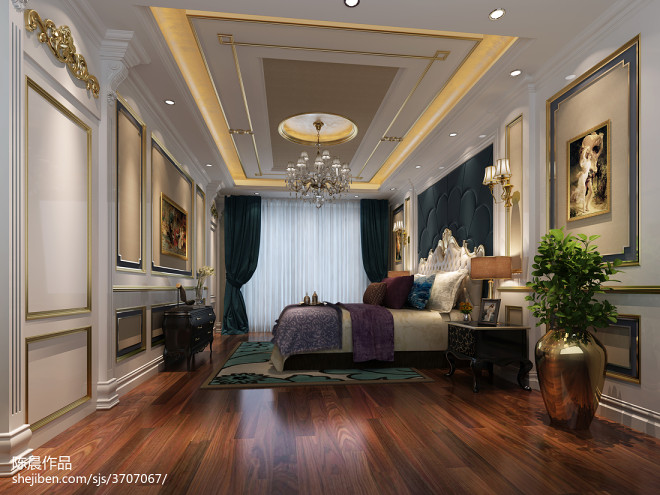 室内装修设计效果图集欣赏