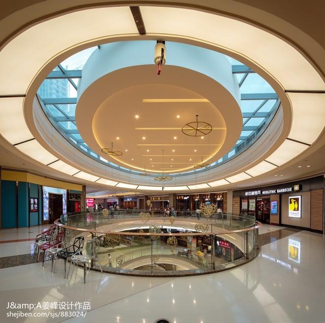 购物商场吊顶装修设计