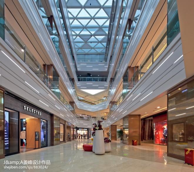 购物广场室内设计