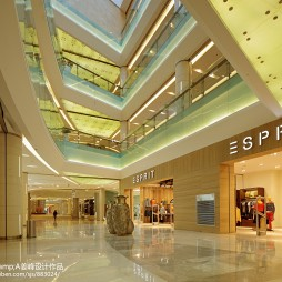 购物商场大厅设计