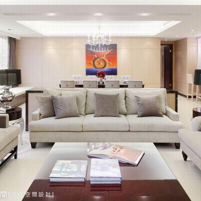 简约豪宅的空间设计