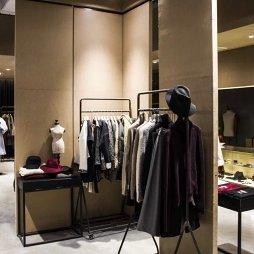 品牌服装专卖店装修设计