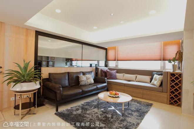 创意沙发装修效果图图片