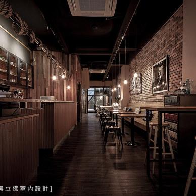 咖啡店座位区设计
