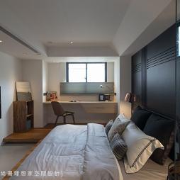 现代卧室装修效果图库欣赏
