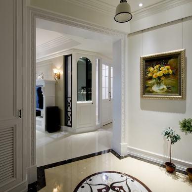 古典优雅更添奢华大器的美式宅邸_1529063_1843281