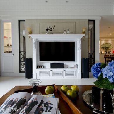 古典优雅更添奢华大器的美式宅邸_1529065_1843283