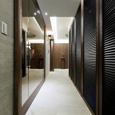 门厅柜装修效果图集欣赏