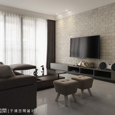 室内装修现代简约效果图大全