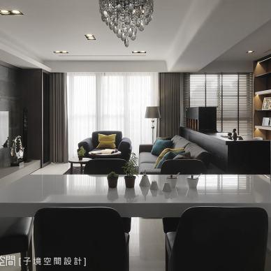 家居简约风格设计效果图欣赏