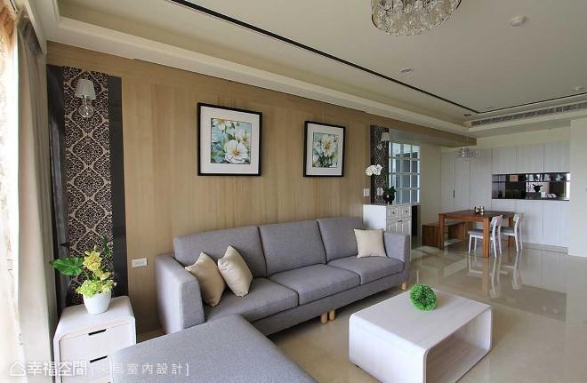 现代客厅设计效果图片