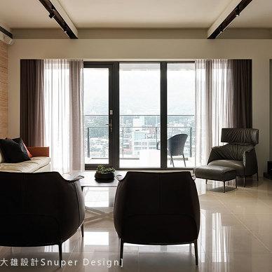 室内装修现代简约效果图片