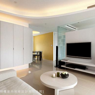 室内装修现代简约效果图集