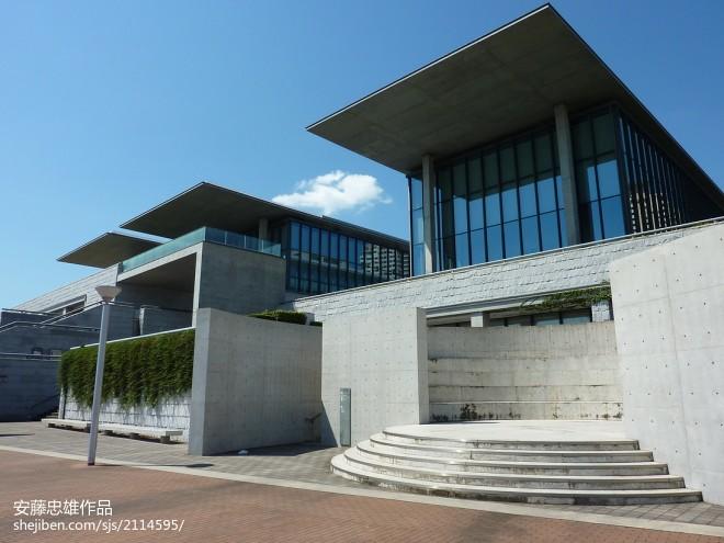 美术展览馆外观效果图片