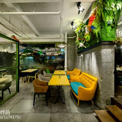 AI咖餐轻食咖啡厅