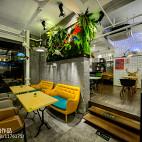 咖啡厅设计案例效果图欣赏
