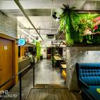 AI爱卡餐轻食咖啡厅装修图片