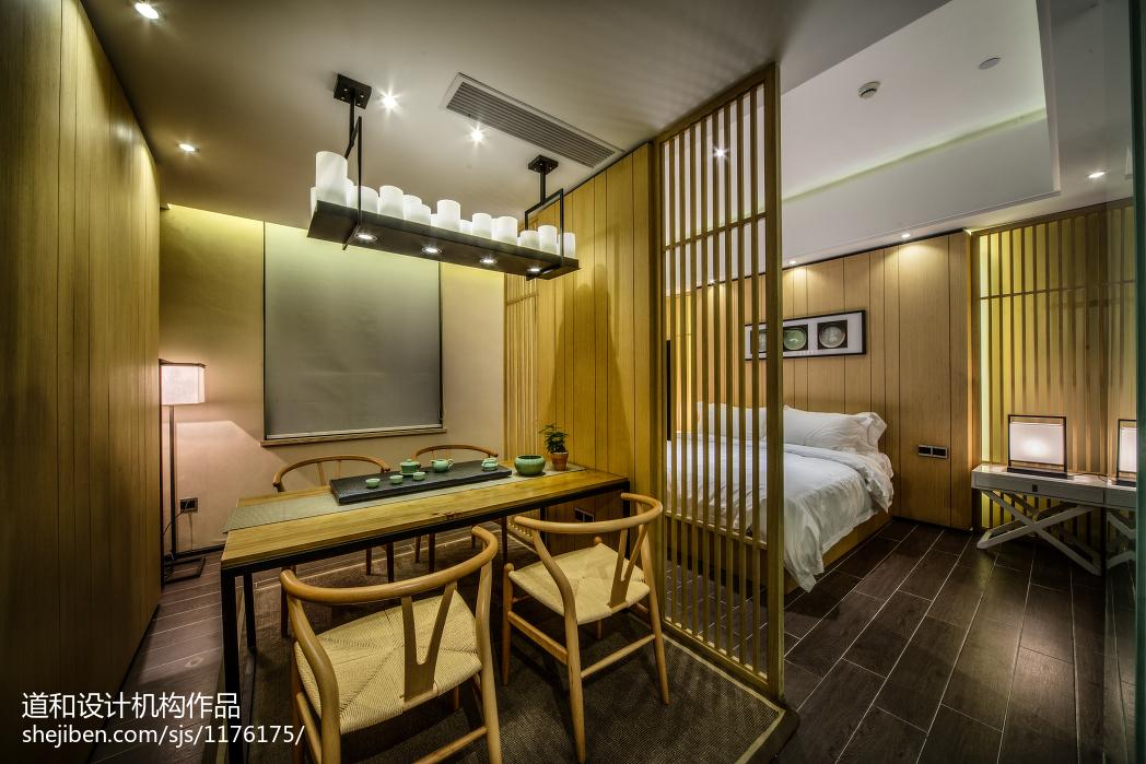 精品酒店客房隔断设计