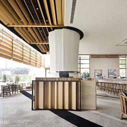 海玥餐厅窗户设计