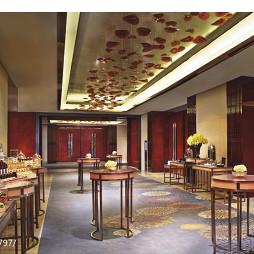 混搭风格度假酒店装修设计