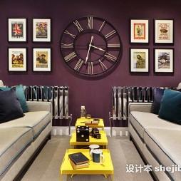 客厅挂钟图集欣赏