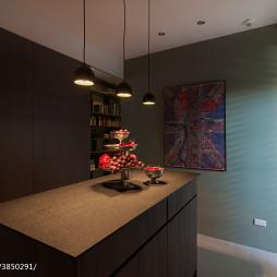 混搭风格厨房吊顶设计