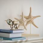 叶迹设计三亚创基长乐居精装样板间C户型: 海天一色 自然呈现_1802621