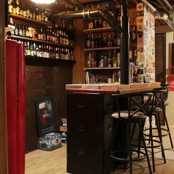 吧台酒柜装修设计