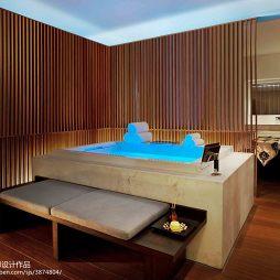 威斯汀博物馆酒店卫浴装修设计