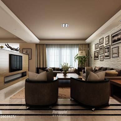 客厅灯饰效果图片欣赏