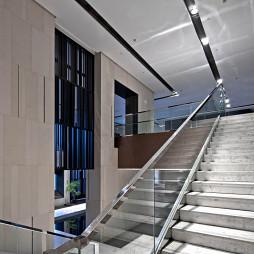 博物馆楼梯装修设计