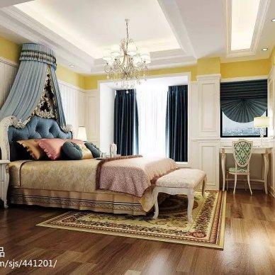 窗帘装修设计效果图