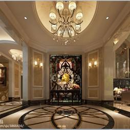 欧式室内装修效果图片欣赏