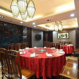 海门鱼仔中餐厅设计
