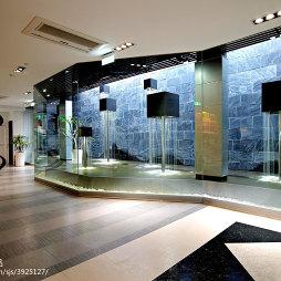 商业展厅过道吊顶装修设计