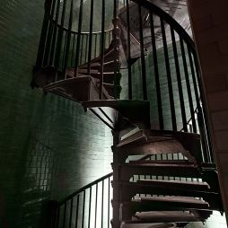 LondonEdition 酒店楼梯装修效果图