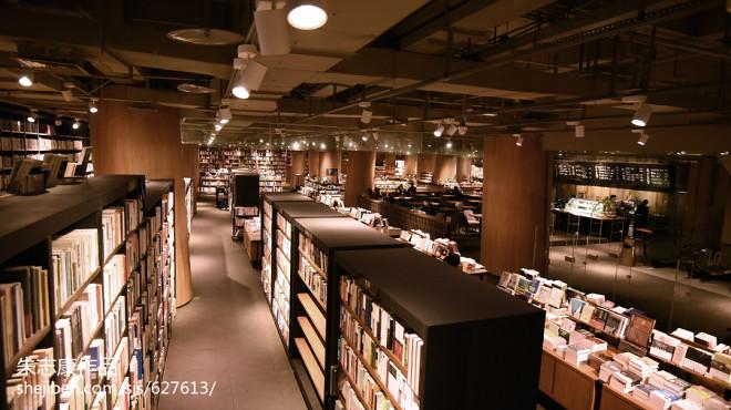 书店过道装修效果图
