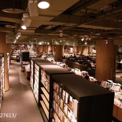 書店過道裝修效果圖