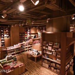 书店隔断装修设计