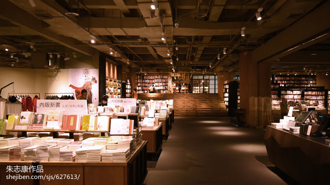 书店过道装修设计