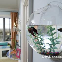 玄关鱼缸图片