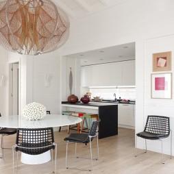混搭风格平房厨房装修设计