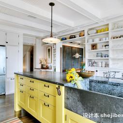 厨房用品置物架装修效果图库