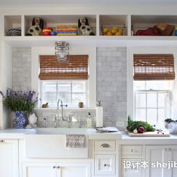 厨房用品置物架装修效果图图片