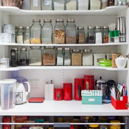 厨房收纳盒设计效果图片欣赏