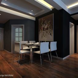 现代家装世友地板效果图