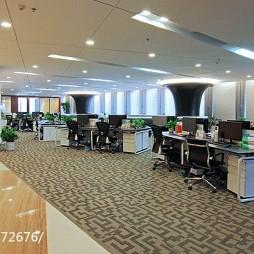 办公空间办公区过道设计