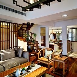现代别墅家装图片