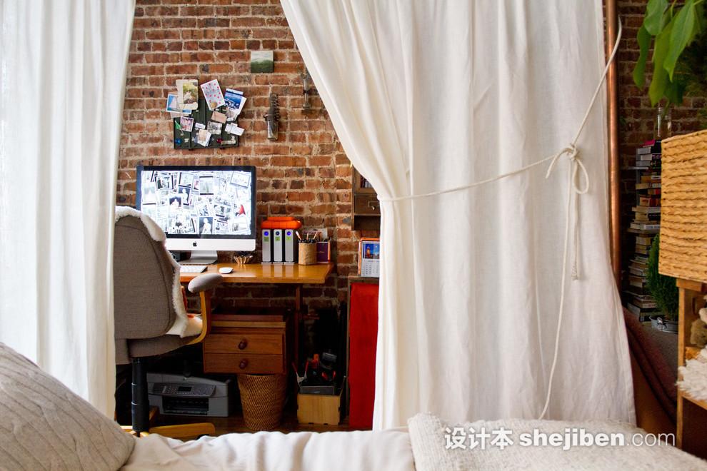 家用电脑桌图片