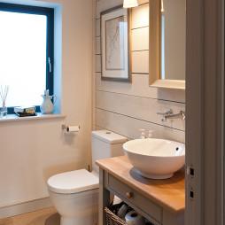 极简厕所图片